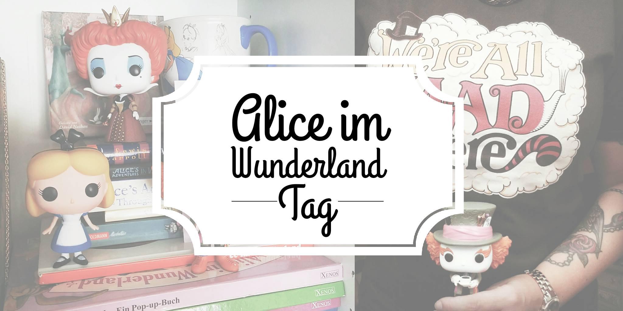 Alice im Wunderland Tag – Trallafittibooks