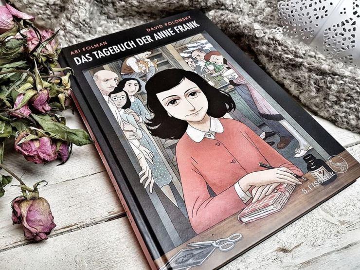 Das Tagebuch der Anne Frank Graphic Diary