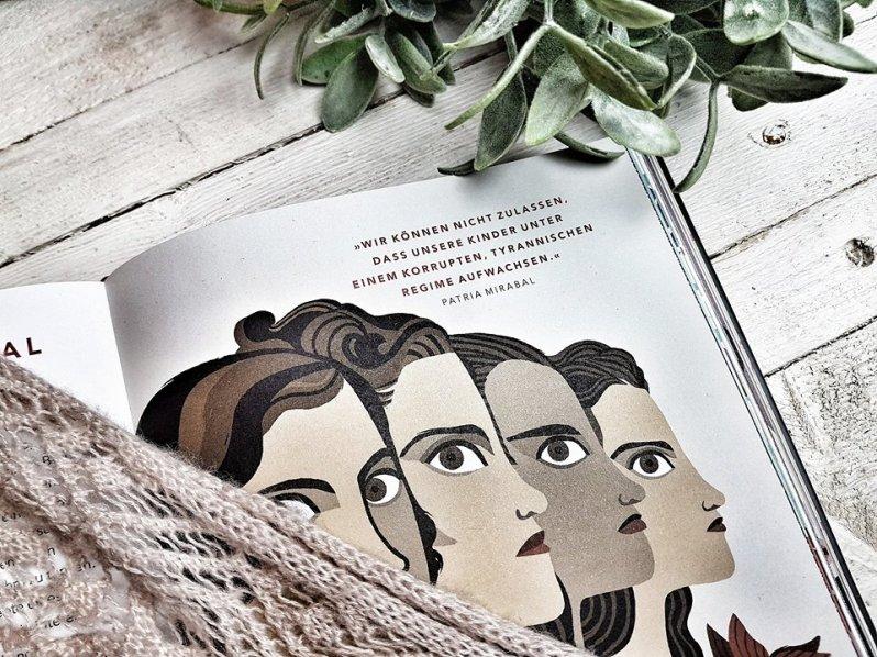 Good Night Stories for Rebel Girls innen