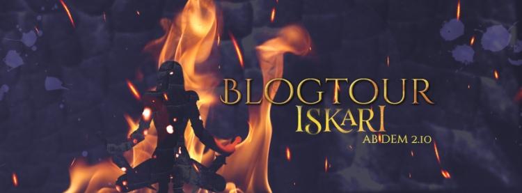 Iskari Blogtour Banner