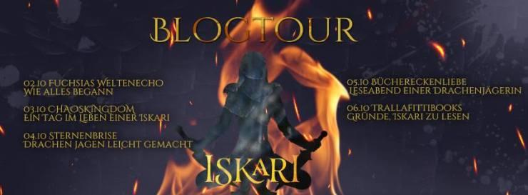 Iskari Blogtour