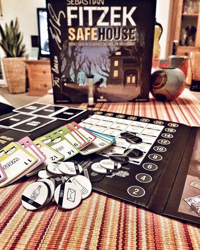 Safehouse Fitzek Spiel