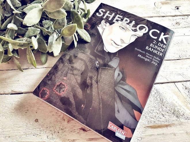 Sherlock Der Blinde Banker