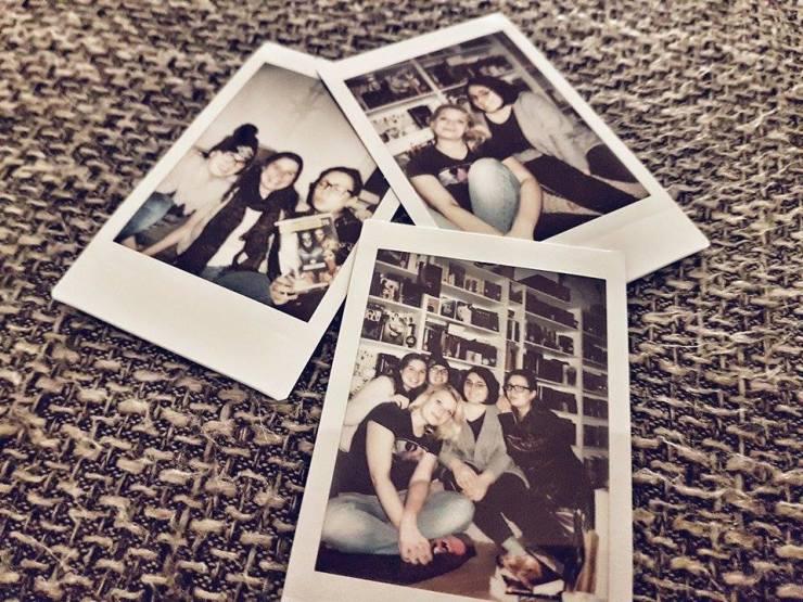 BuchBerlin Polaroid2