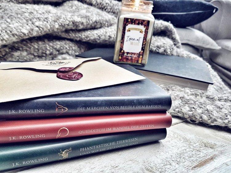 Harry Potter Schulbücher2