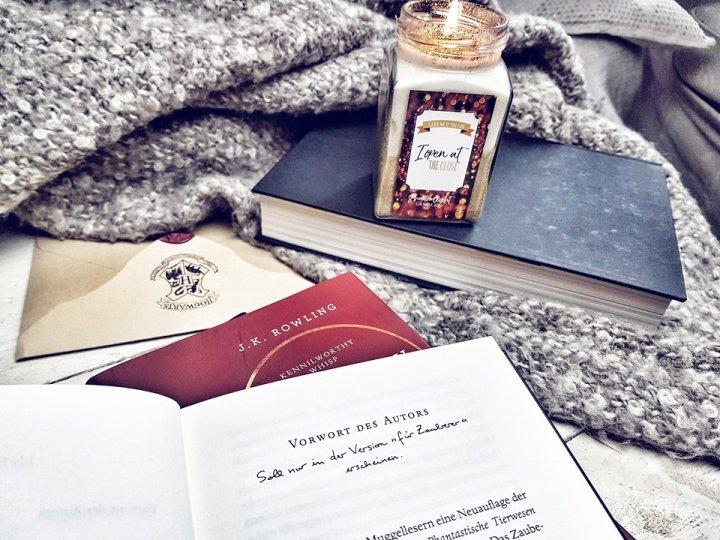Harry Potter Schulbücher3
