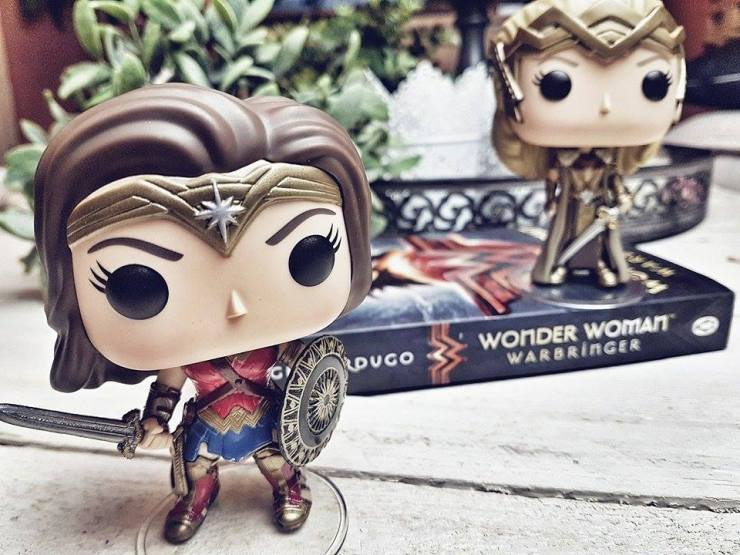 Wonder Woman Hyppolita Funko