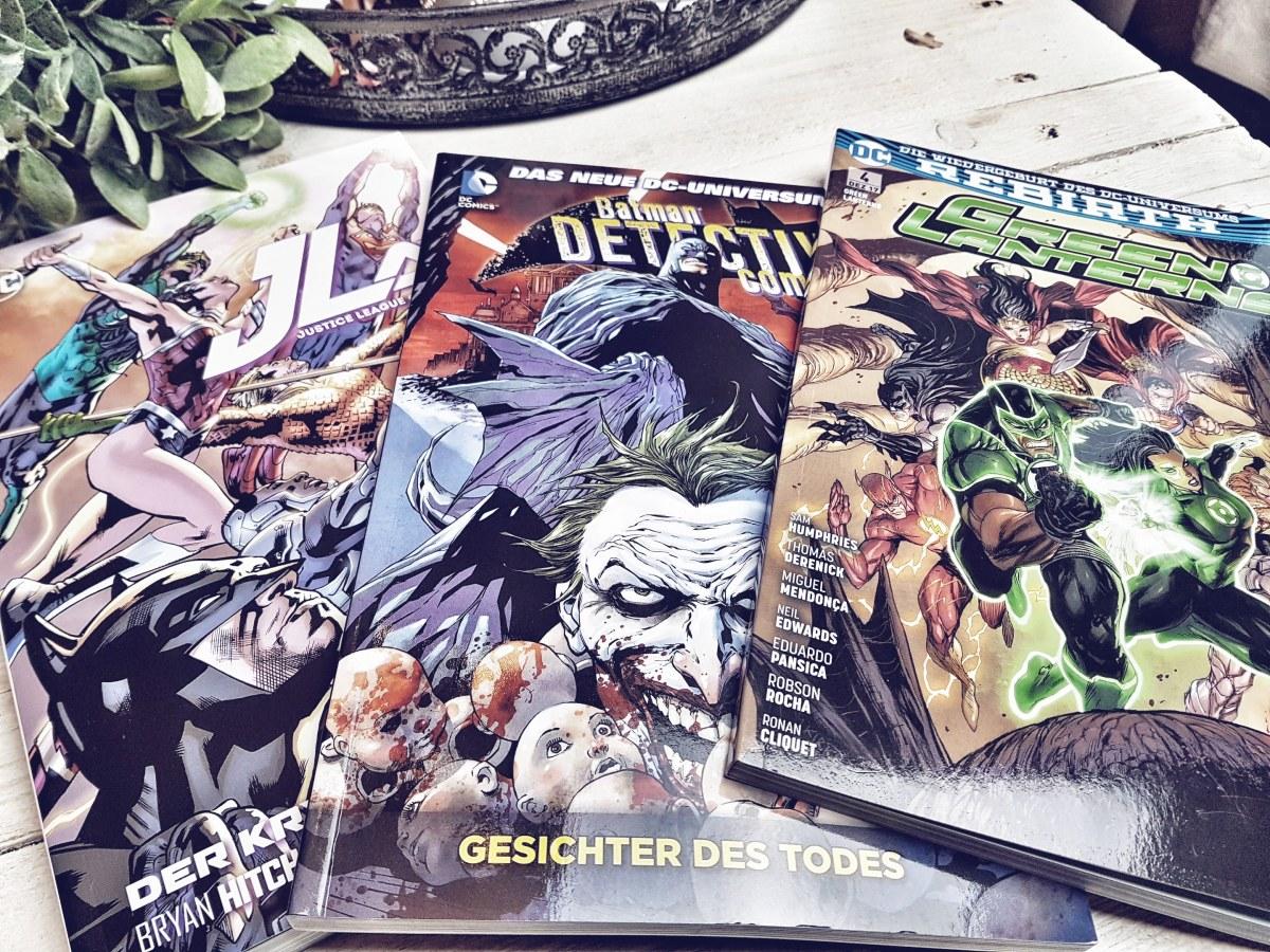 Wochenrückblick: Neue Comics, alte Musik