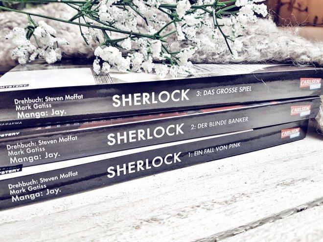 Sherlock Sammlung