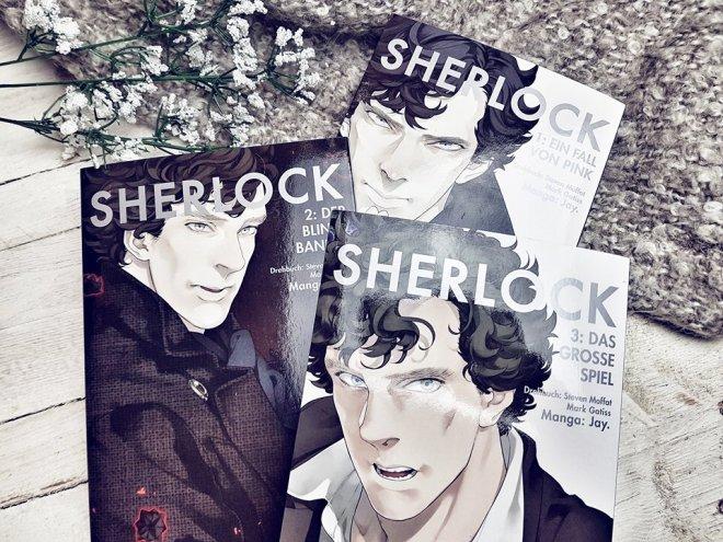 Sherlock Sammlung2
