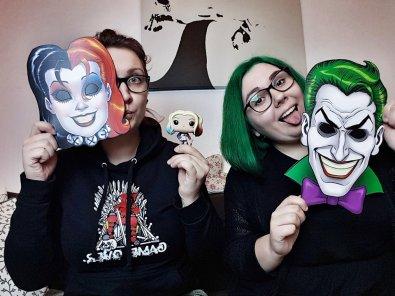 Becca Ich Harley Joker
