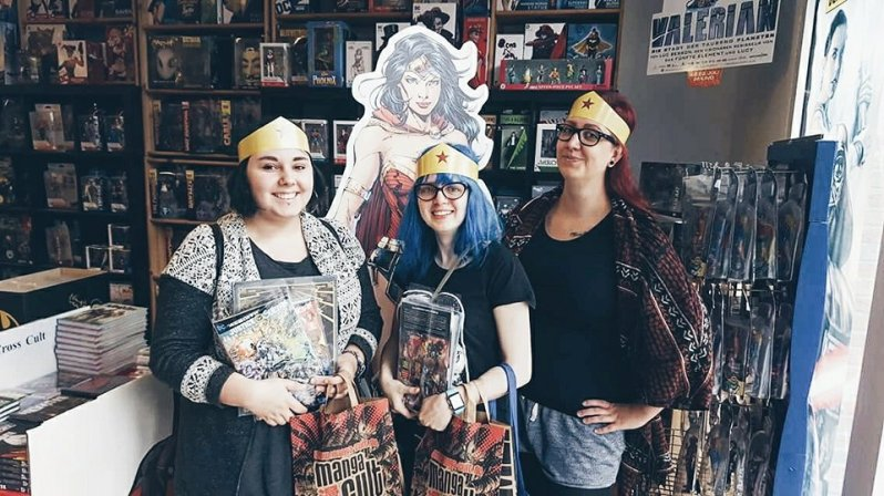 Blogger bei Andis Comicexpress
