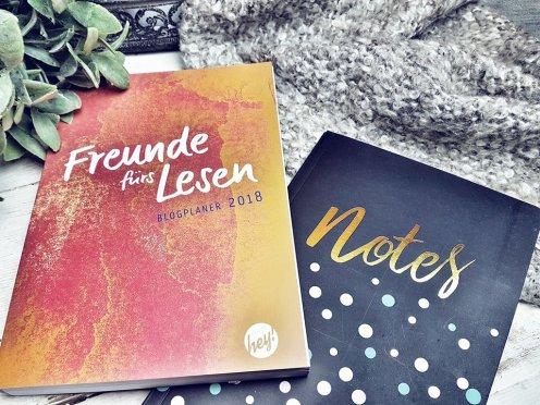 Blogplaner Lesetagebuch