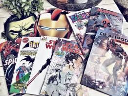 Comic Neuzugänge