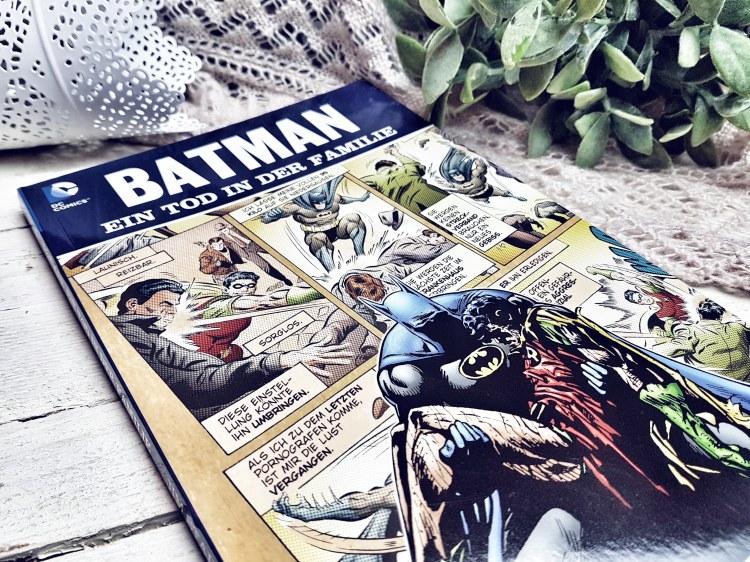 Batman Ein Tod in der Familie