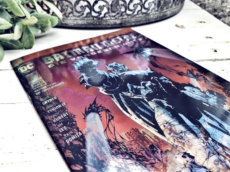 Batman Metal Die Vorgeschichte