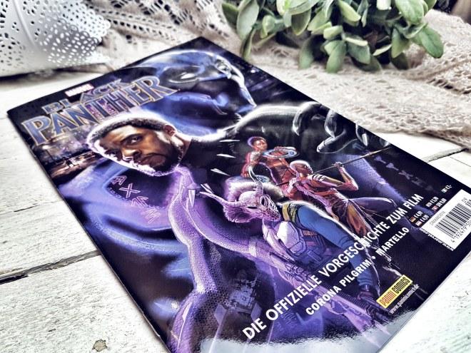 Black Panther Vorgeschichte