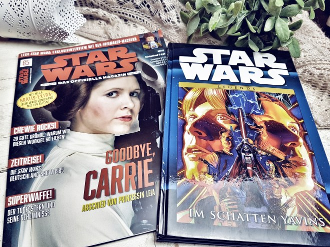 Star Wars Legens1 Magazin