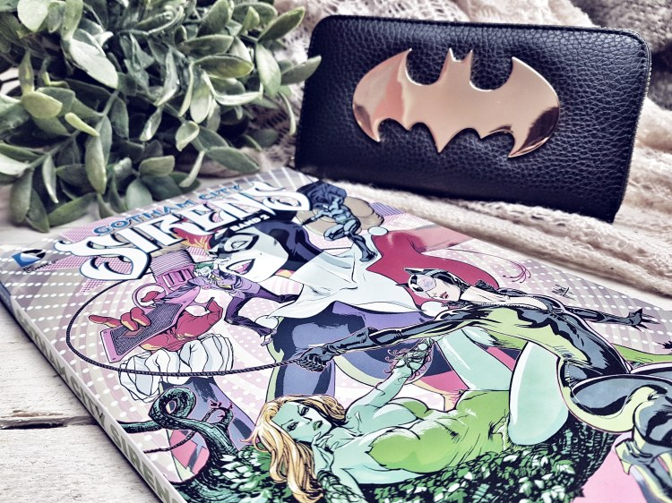 Gotham City Sirens 2 Batman