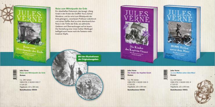 Impian Jules Verne