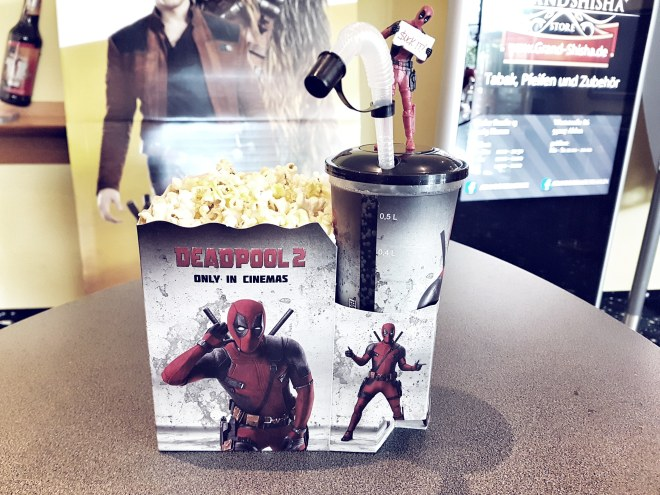 Deadpool 2 Kino