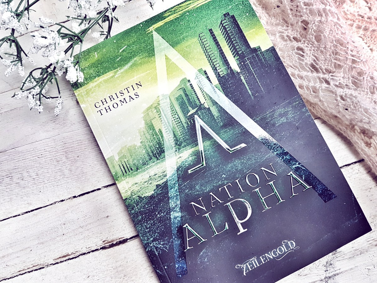 Rezension | Christin Thomas - Nation Alpha