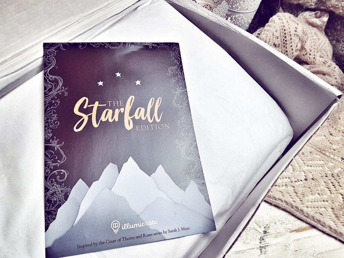 Unpacking | Illumicrate The Starfall Edition