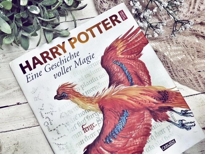 Harry Potter Eine Geschichte voller Magie