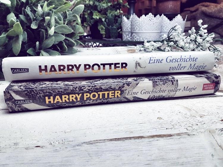 Harry Potter Eine Geschichte voller Magie5