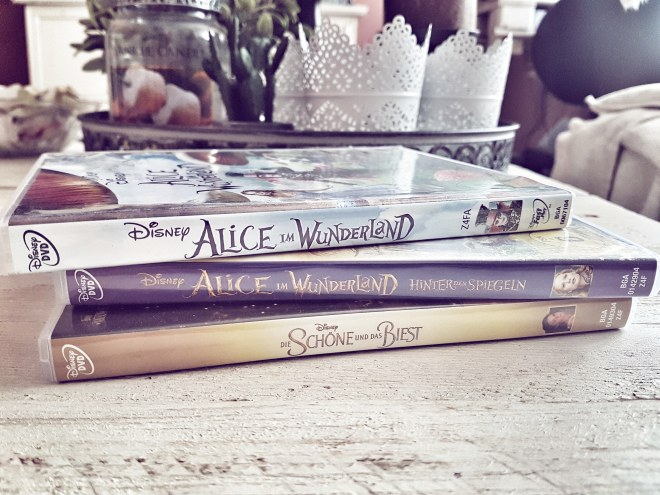 Alice im Wunderland Die Schöne und das Biest