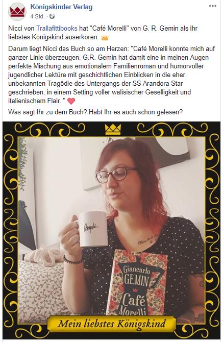 Königskinder Verlag Buchtipp