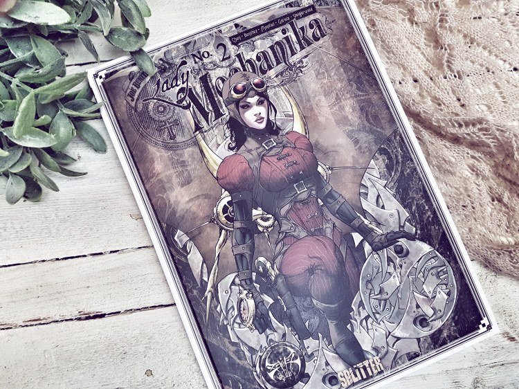 Lady Mechanika 2