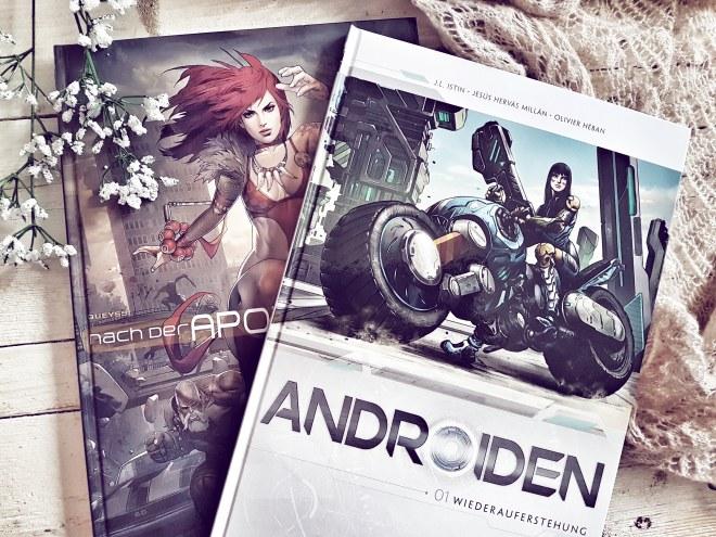 Androiden Nach der Apokalypse