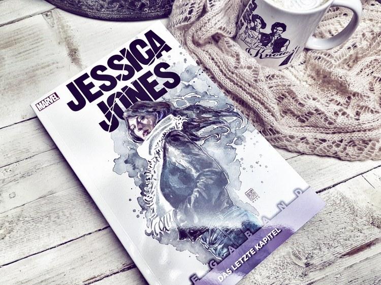 Jessica Jones Megaband