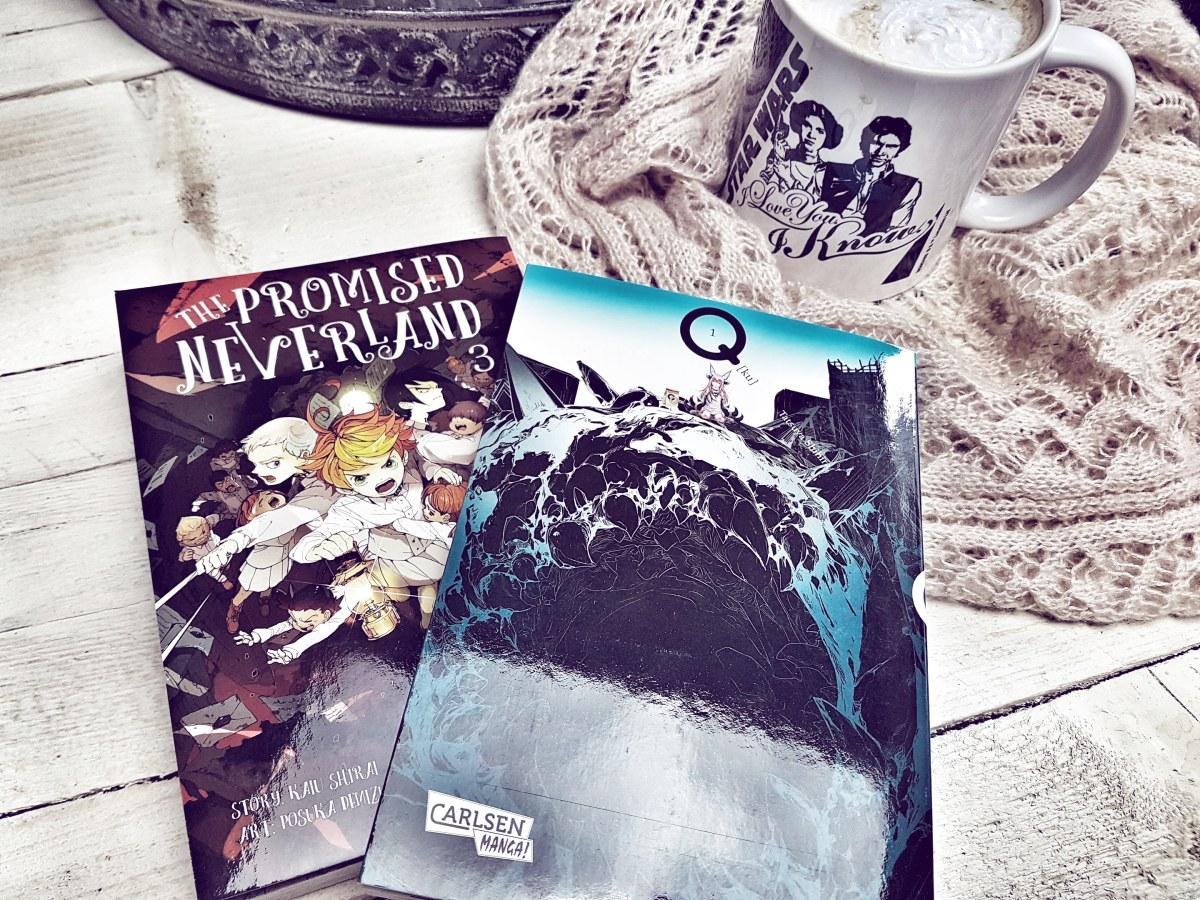 Besuch im Comicbuchladen - die Ausbeute | mit Senf vom Dealer