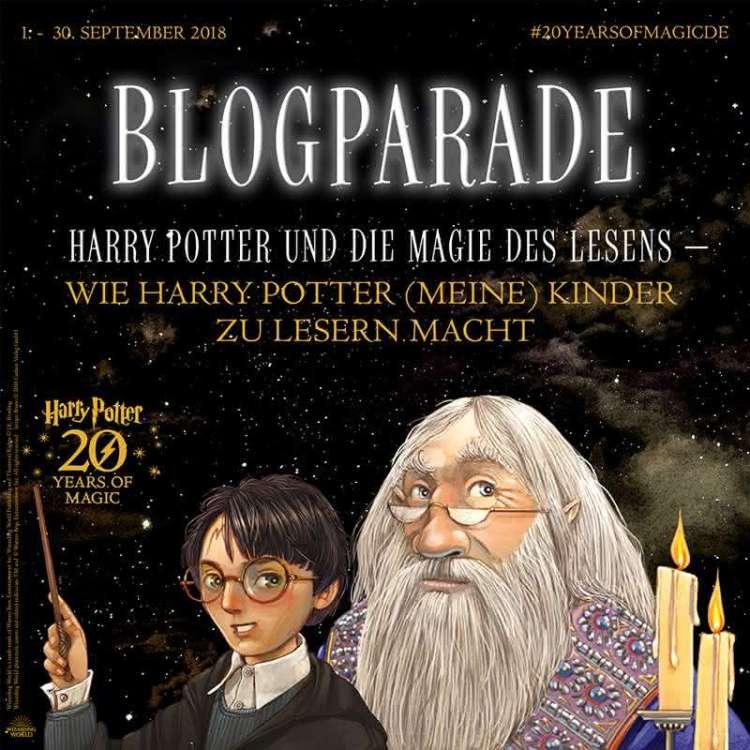 Blogparade Harry Potter