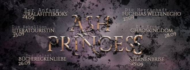 Blogtour Ash Princess