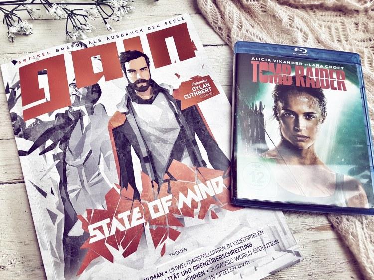 Gain Magazin Tomb Raider