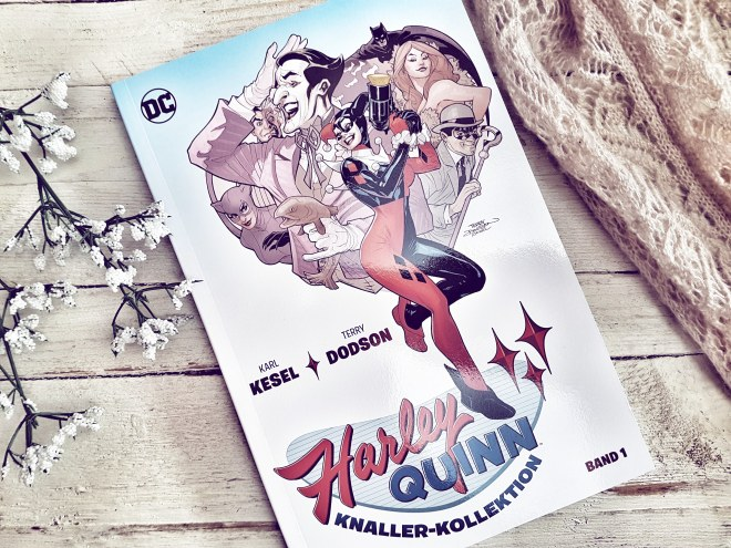Harley Quinn Knaller Kollektion