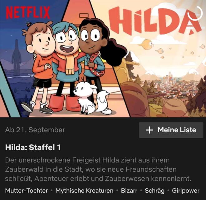 Hilda Serie