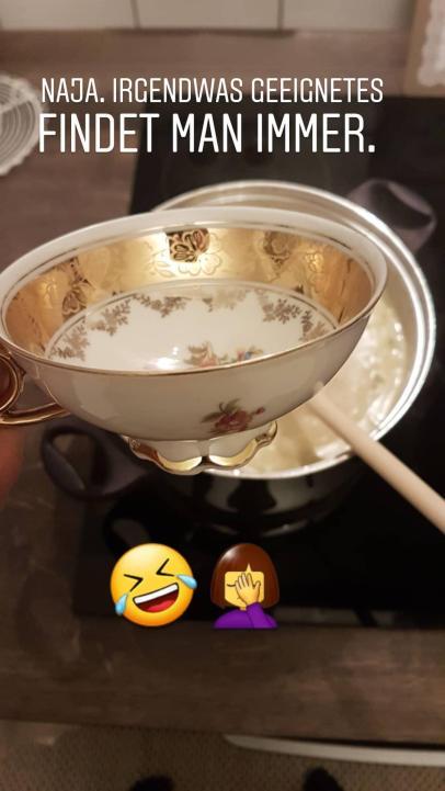Käsesuppe Fail