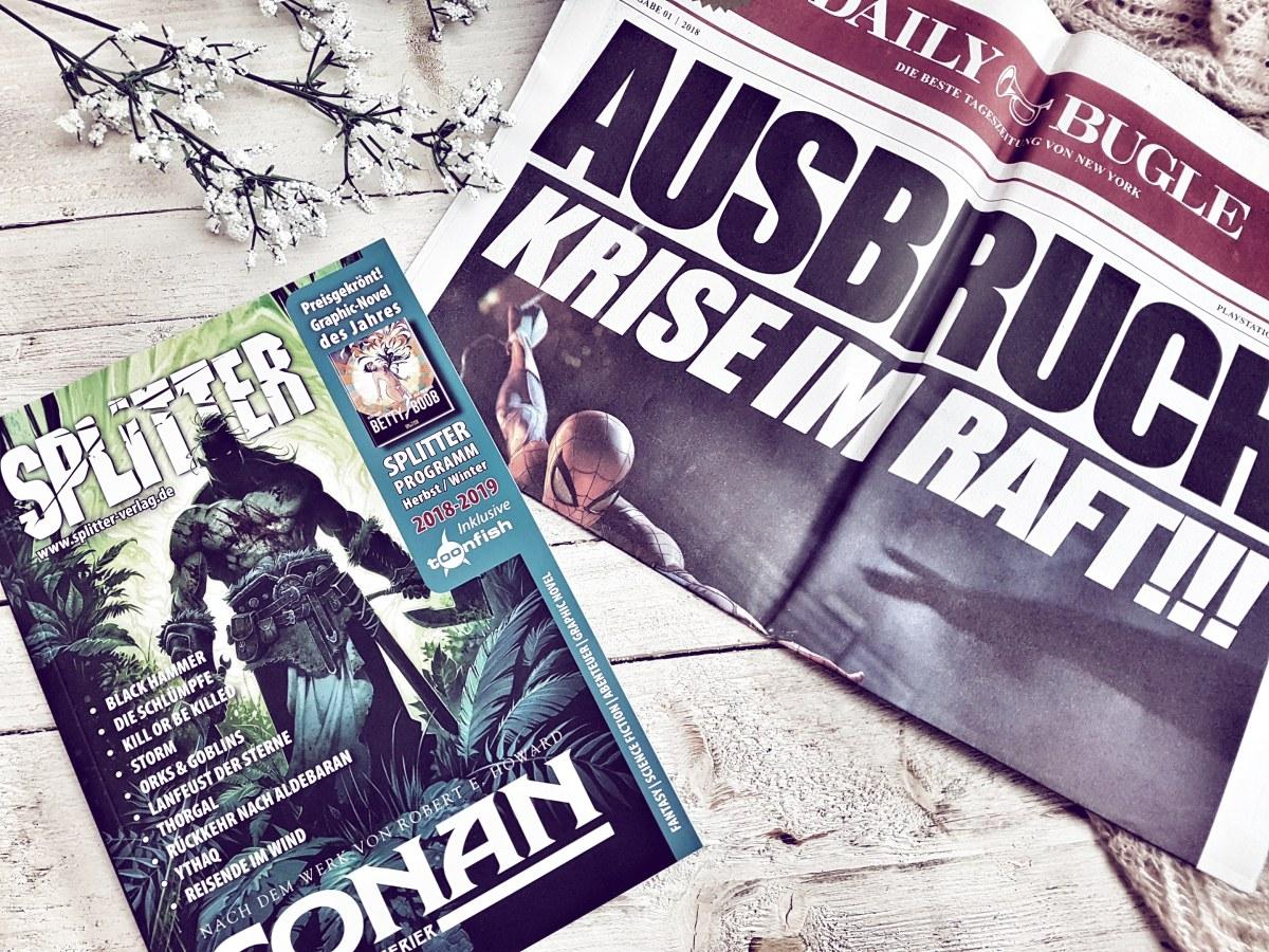Leselaunen | Wochentrallafitti: Ein verstörendes Leseerlebnis