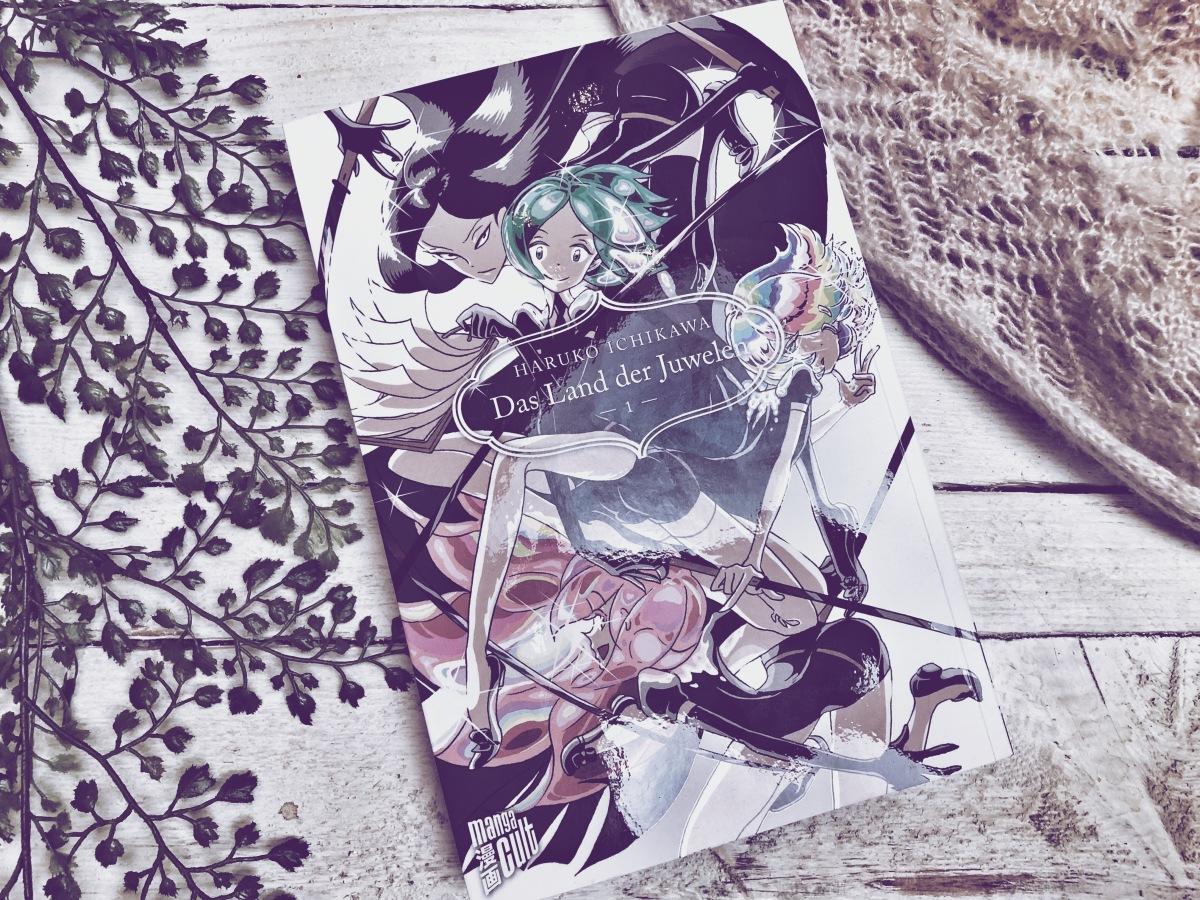 Kurzrezension: Haruko Ichikawa - Das Land der Juwelen 1