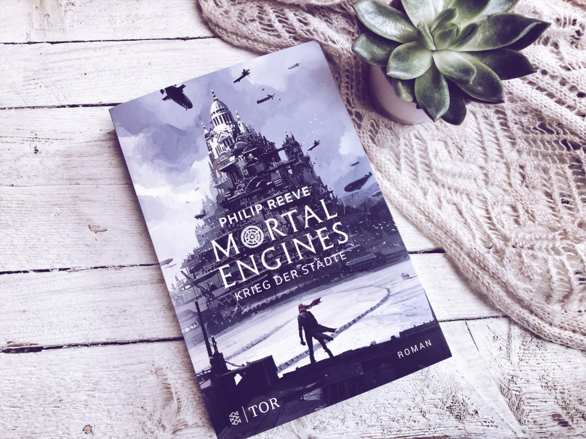 Rezension: Philip Reeve - Mortal Engines 1