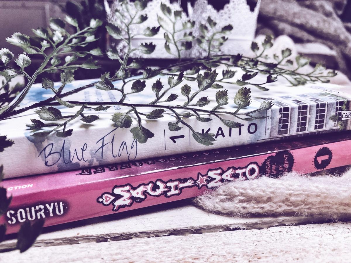Zwei Mangatipps aus dem Carlsen Verlag | Carlsen-Elfen Adventskalender - Werbung
