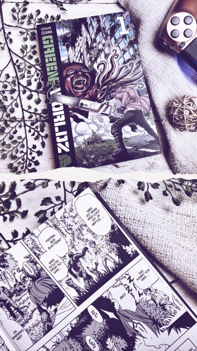 green worldz collage