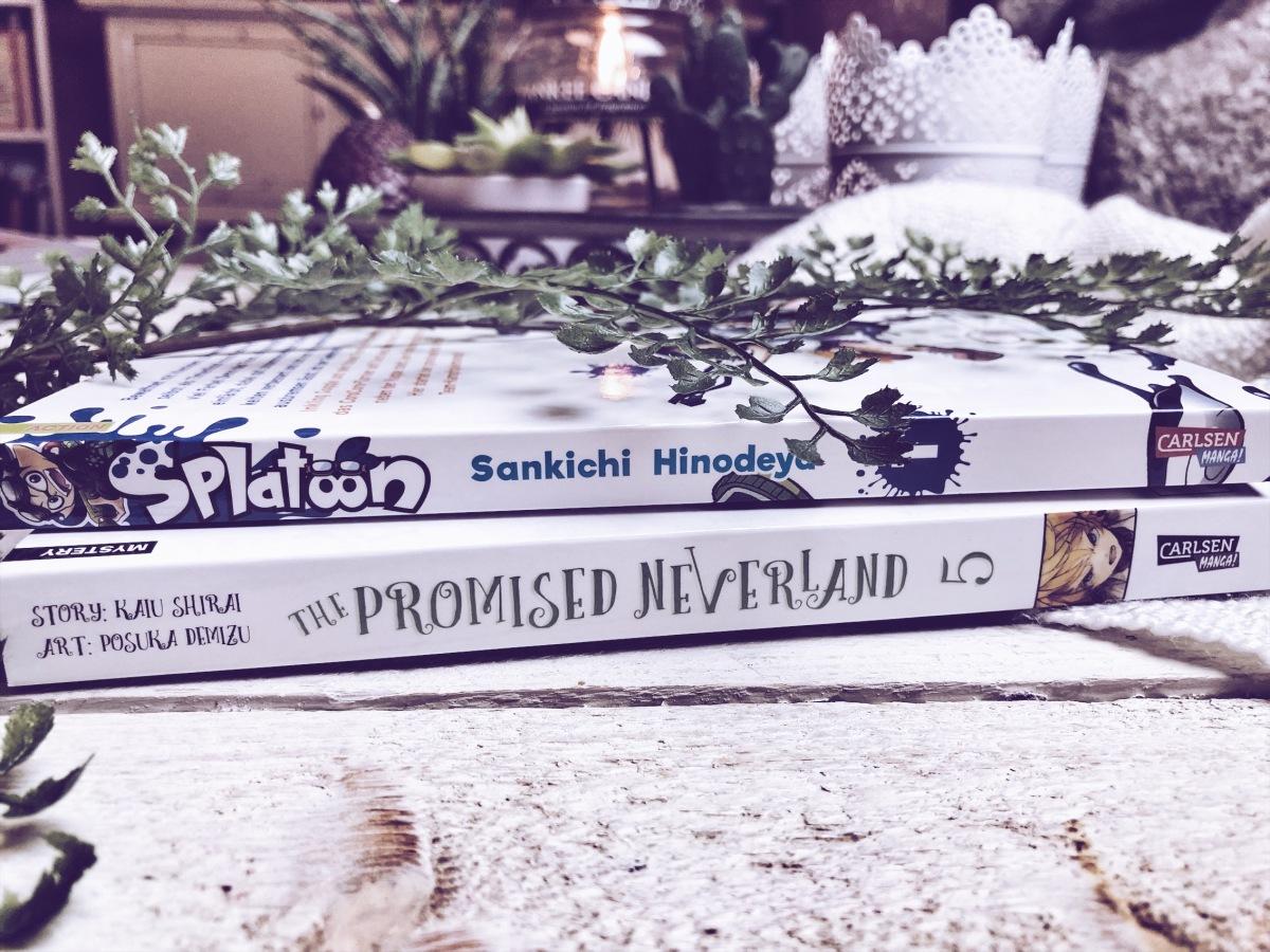 Manga- & Comic-Neuzugänge mit Senf vom Dealer