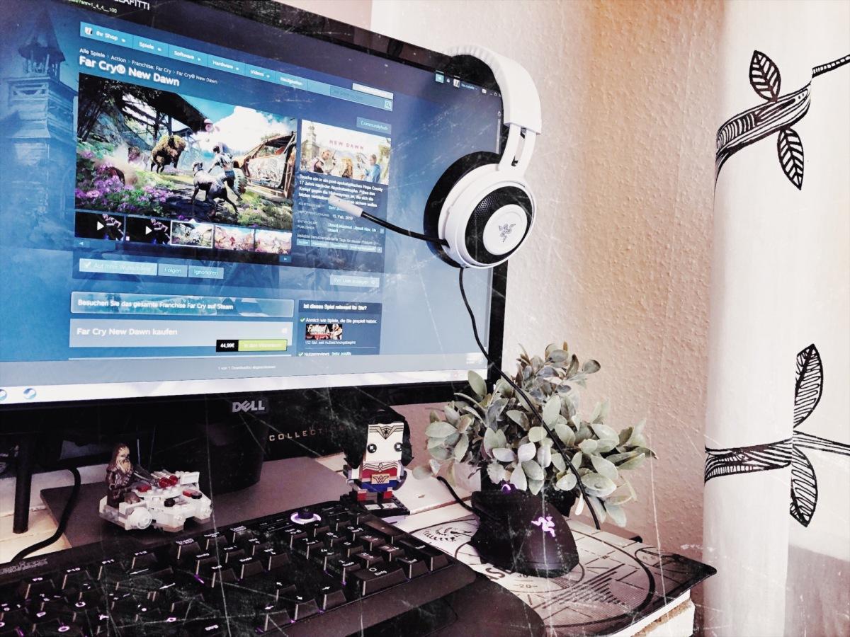 7 (einhalb) PC-Game Releases, auf die ich mich freue