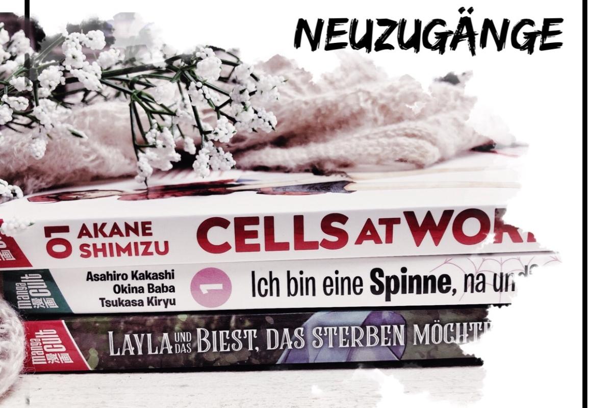 Manga- & Comic-Neuzugänge aus dem CrossCult Verlag |Werbung