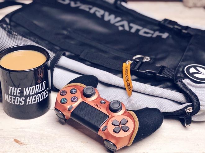 Overwatch Merch